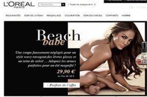 Les dessous techniques du site d'e-commerce L'Oréal Paris | Actualité de l'E-COMMERCE et du M-COMMERCE | Scoop.it