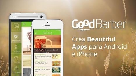 Crea tu propia App para Android con GoodBarber | De todo un poco... | Scoop.it