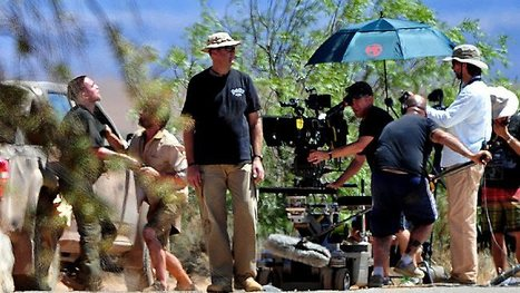 First Pictures Of Robert Pattinson and Info From The Set Of 'The Rover' | Robert Pattinson Daily News, Photo, Video & Fan Art | Scoop.it