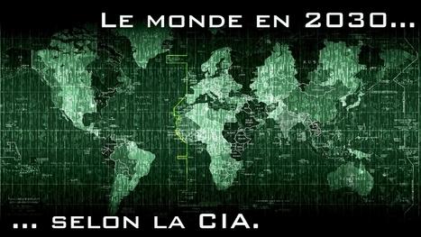 Le monde en 2030 by CIA:le DÉCLIN de l'Occident | Le BONHEUR comme indice d'épanouissement social et économique. | Scoop.it