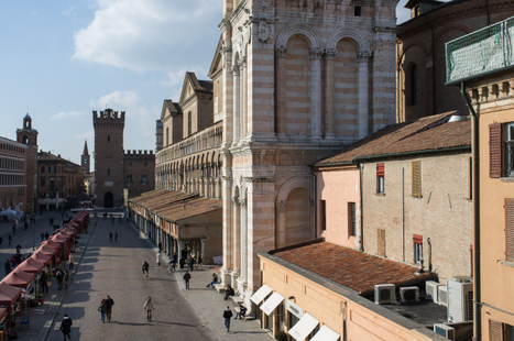 A closer look at Ferrara | Italia Mia | Scoop.it