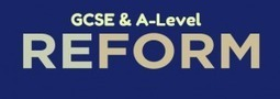 News: GCSE and A-Level Reform Content | UKEdChat.com - Supporting the #UKEdChat Education Community | Biology | Scoop.it