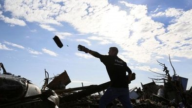 Oklahoma damage bill 'could be $2bn' | Business Futures | Scoop.it
