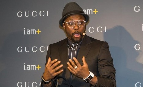 Gucci et Will.i.am officialisent une smartwatch | Wearables | Scoop.it