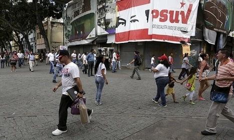 Venezuelan voters set to call time on Chávez's 'Bolivarian revolution' | Trade unions and social activism | Scoop.it