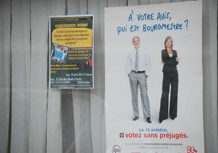 Belgique: Le droit de vote des étrangers en Belgique était au menu d'une conférence publique à Bruxelles vendredi dernier | Du bout du monde au coin de la rue | Scoop.it