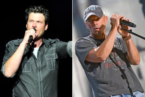 Blake Shelton, Kenny Chesney + More to Perform at 2015 iHeartRadio Music Festival | Country Music Today | Scoop.it
