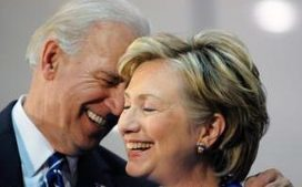 Hillary Clinton 'sets sights on Joe Biden for Secretary of State' if she wins election | Business Video Directory | Scoop.it