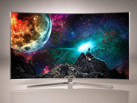 Samsung's LCD TV uses nanocrystal LED's | Low Power Heads Up Display | Scoop.it