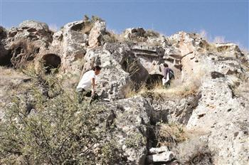 ARCHAEOLOGY - Byzantine pigeon house architecture examined | Archaeology News | Scoop.it
