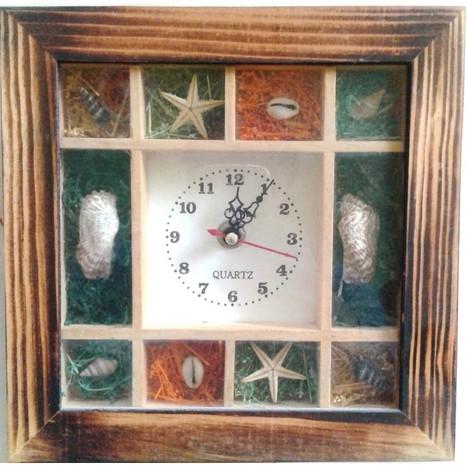 Wooden Walltable Clock | Ca182 | Centenarian Art Crafts Buy Online Free Shipping Cod Onlineshoppee Buy Online Wooden Products | Onlineshoppee | Scoop.it