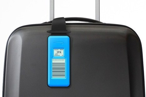 Why the next wearable gadget may be for your luggage, not your wrist   Divers infos   Scoop.it
