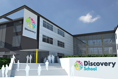 Discovery School | Welcome | Whole-school STEM & PBL | Scoop.it