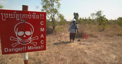Au Cambodge, en finir avec les mines antipersonnel grâce au Japon | Le Cambodge, autrement | Scoop.it