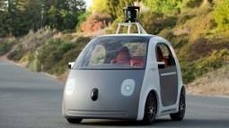 Et Google inventa la voiture sans conducteur   Les outils du Web 2.0   Scoop.it