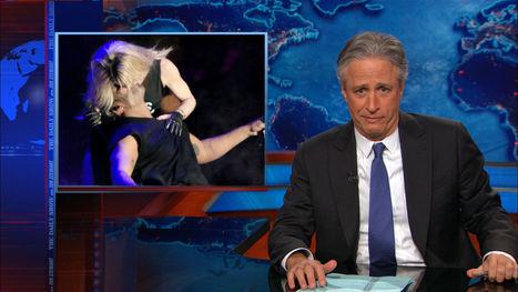 Adam Horovitz visits the Daily Show | Beastie Boys | Scoop.it