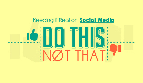 32 Do's and Don'ts for an Awesome Social Media Marketing Strategy | My Blog 2016 | Scoop.it
