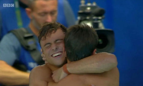 Congrats Tom Daley and Dan Goodfellow for Olympic Gold Media | FlexingLads | Scoop.it