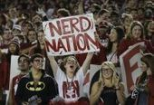 For Stanford players, nerd is the word - San Francisco Chronicle   Samarbejde celf gymnasiet   Scoop.it