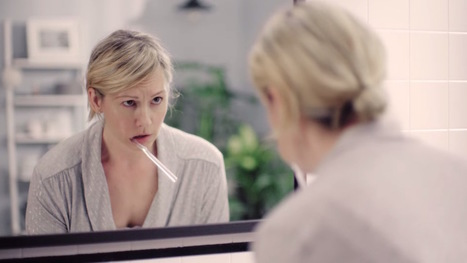 """""""Forget Flawless"""" Campaign by Vichy Is Refreshingly Lighthearted 
