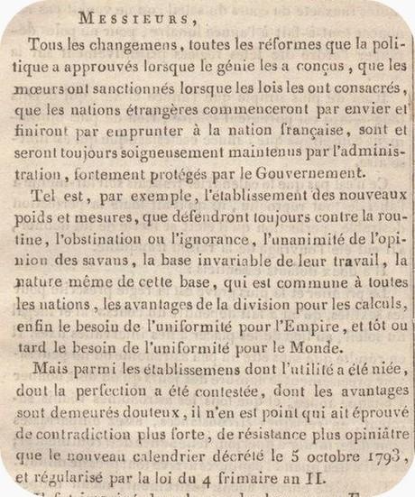 Au soir du dix nivôse... Une histoire de calendrier ! | Histoire-genealogie.com | L'écho d'antan | Scoop.it