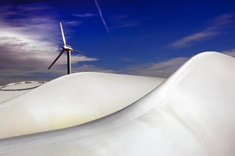 Une éolienne avec des pales de 200 mètres (de long) est-elle plus performante? | Renewables Energy | Scoop.it