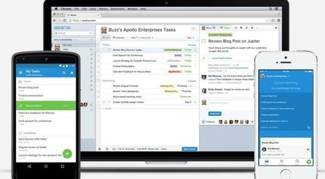6 top free, mobile project management tools | Project Management best practices | Scoop.it
