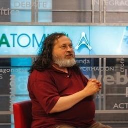Richard #Stallman destaca la importancia del uso del #SoftwareLibre   Libertad en la red   Scoop.it