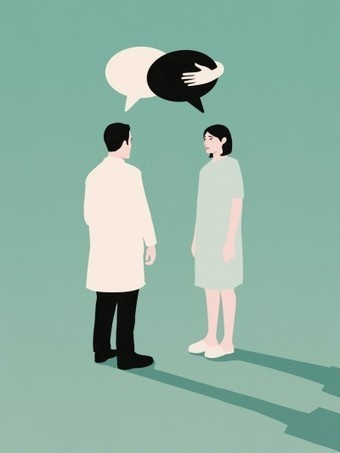 Teaching doctors how to engage more and lecture less | TODAYS HEALTH | Scoop.it