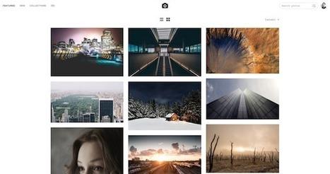 #BackPack : Top 8 des bases de données gratuites d'images libres de droit - Maddyness | Le Marketing Digital par François Scheid | Scoop.it