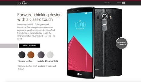 LG G4 Review   All about smartphone   Scoop.it