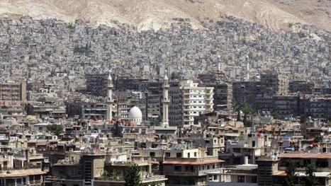 #DANGER 'IS muslim terrorists moves closer to central Damascus' Syria: monitor | News You Can Use - NO PINKSLIME | Scoop.it