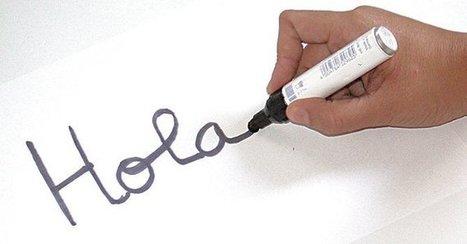 La escritura a mano ¿en peligro de desaparecer? | Interesante _ 3B | Scoop.it