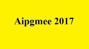 Aipgmee 2017 : Exam Dates, Eligibility Criteria, Application Form | Mintbeatz | Scoop.it