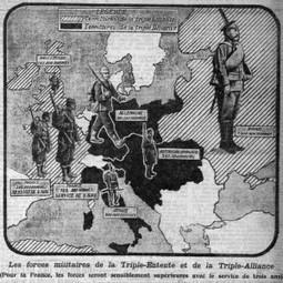 C'était il y a cent ans : éphéméride de mars 1913 en France   Yvon Généalogie   Rhit Genealogie   Scoop.it