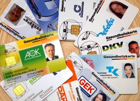 Alte Karte hat offiziell ab sofort ausgedient - Spiegel Online | Healthcare | Scoop.it