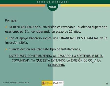 Lo que falsamente prometió el Gobierno a los fotovoltaicos españoles. | Mantenimiento de edificios | Scoop.it