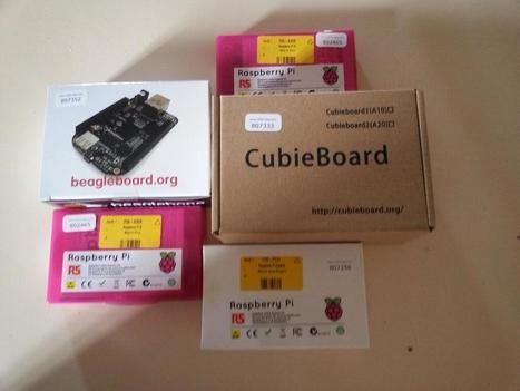 day1: toys arrived ... | Raspberry Pi | Scoop.it
