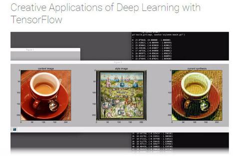 Nuevo curso gratuito sobre Aprendizaje Profundo utilizando TensorFlow | Aprendiendoaenseñar | Scoop.it