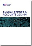 Ordnance Survey Annual Report and Accounts | General sites GGE | Scoop.it