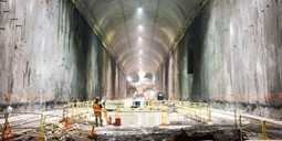 How Engineers Are Building a New Railroad Under New York City | Autopia | Wired.com | Life is: | Scoop.it