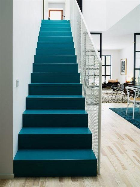 Symphonie bleue en Suède     PLANETE DECO a homes worldPLANETE DECO a homes world   la Mode i love it   Scoop.it