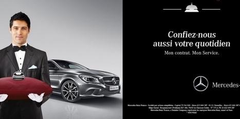 Mercedes-Benz lance sa conciergerie | Livraison chic Majordome pour faire du  cadeau un événement, offrir un cadeau, fleurs, macarons, maroquinerie, mariages, nantes | Scoop.it