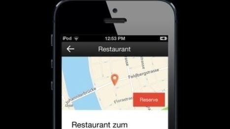 Appetito réserve une place à la table des applis   Office de tourisme du canal du Midi professionnels   Scoop.it