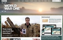 BBC Launches Exhaustive Interactive World War I Resource | Larry Ferlazzo's Websites of the Day… | US History | Scoop.it