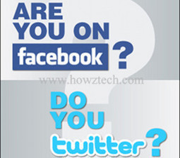 Do you like Twitter or Facebook? or both? | Facebook or Twitter? | Scoop.it