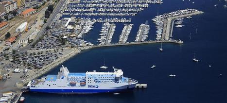 La Corse s'empare rapidement et sûrement de l'ex-SNCM | Odyssea : Escales patrimoine phare de la Méditerranée | Scoop.it