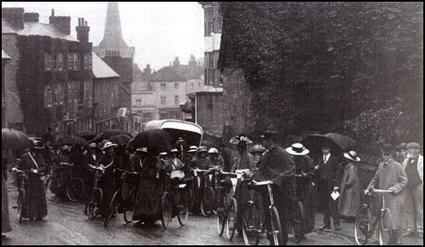 Women's Pilgrimage   The suffragists   Scoop.it