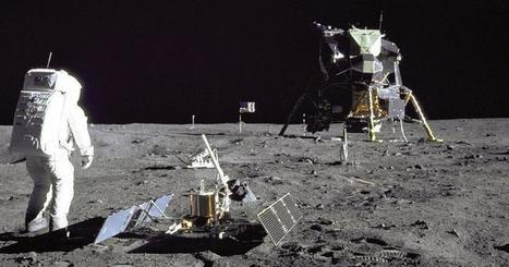 L'Europa alla conquista della Luna (grazie alla tecnologia italiana) | Planets, Stars, rockets and Space | Scoop.it