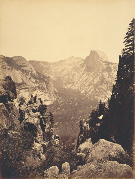 11 incredible wilderness photographs from the 1800s | kennisbasis aardrijkskunde | Scoop.it